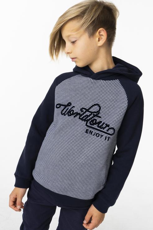 Купить 4436, Пуловер для мальчика Mayoral, цв.чeрный, р-р 98,
