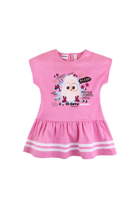 Платье для девочки Bossa Nova, цв.розовый, р-р 74