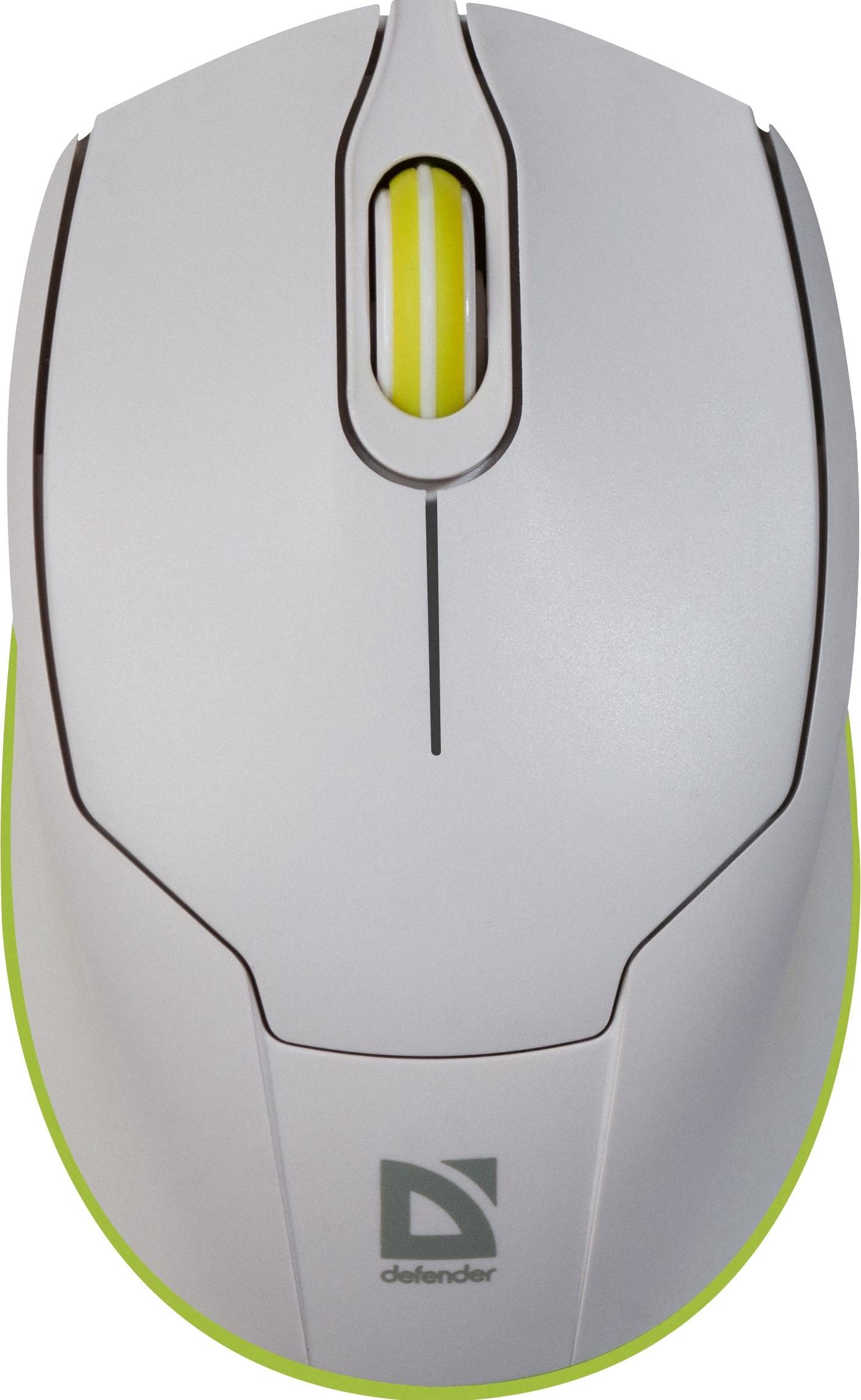 Беспроводная мышь Defender Genesis MB-865