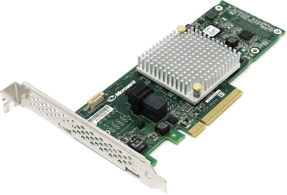 RAID контроллер Microsemi Adaptec ASR 8405E