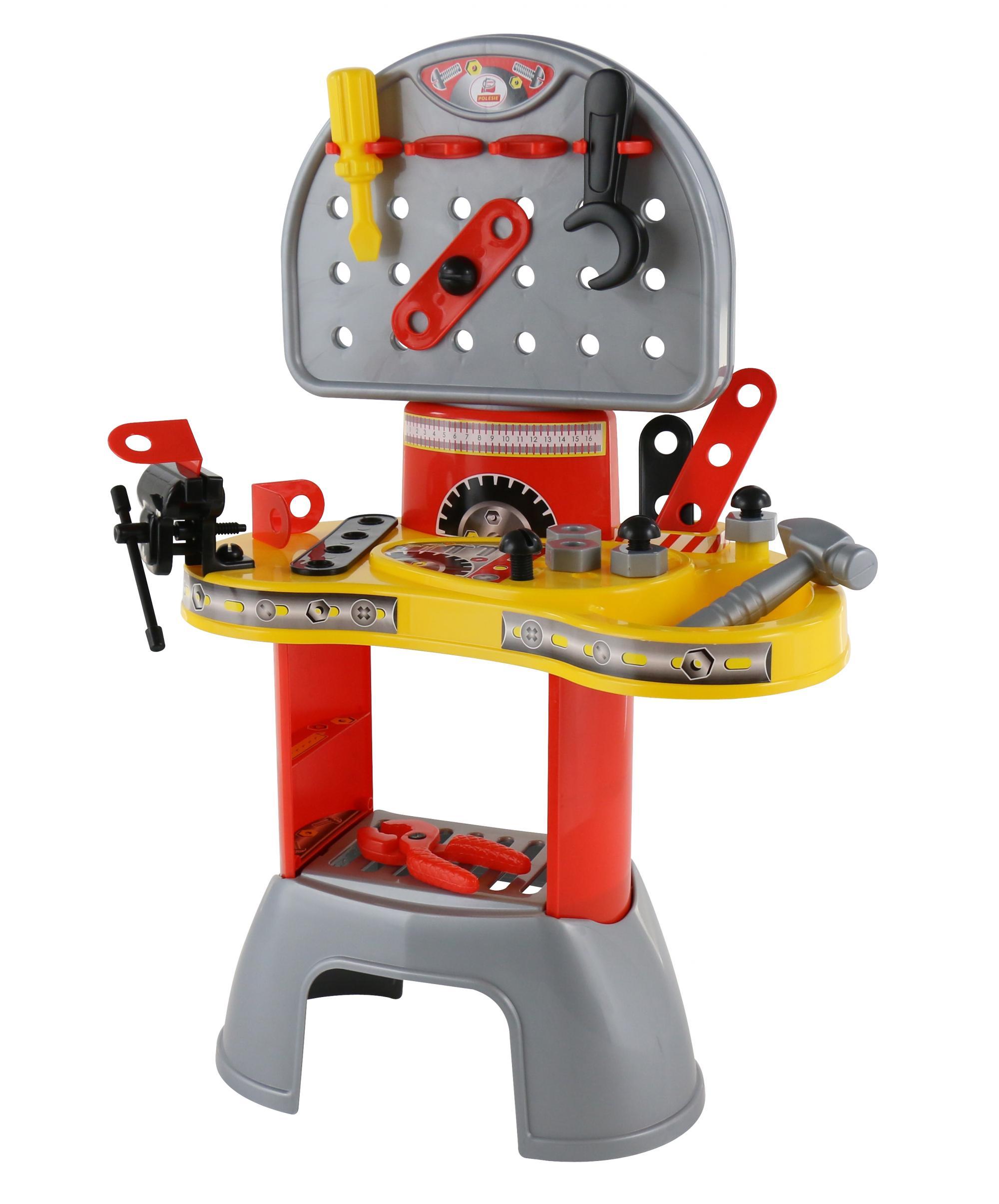 Купить Игровой комплекс Полесье Механик-макси 2, в коробке 43238,