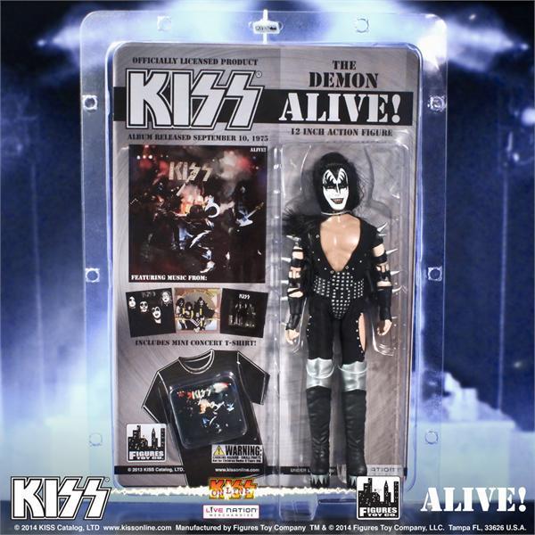 Коллекционная фигурка Kiss Alive!