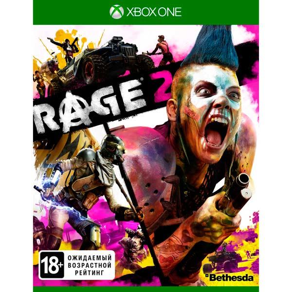 Игра RAGE 2 для Xbox One Bethesda