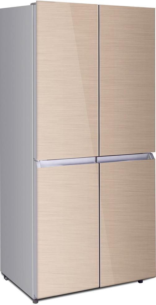 Холодильник Ascoli ACDG 415 Gold.