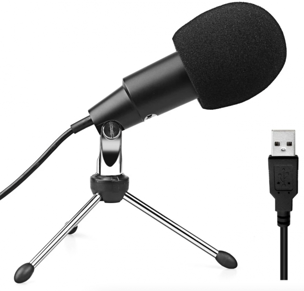 Микрофоны Fifine K668 Black