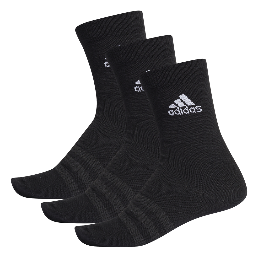 Набор носков унисекс Adidas DZ9394 черный XL