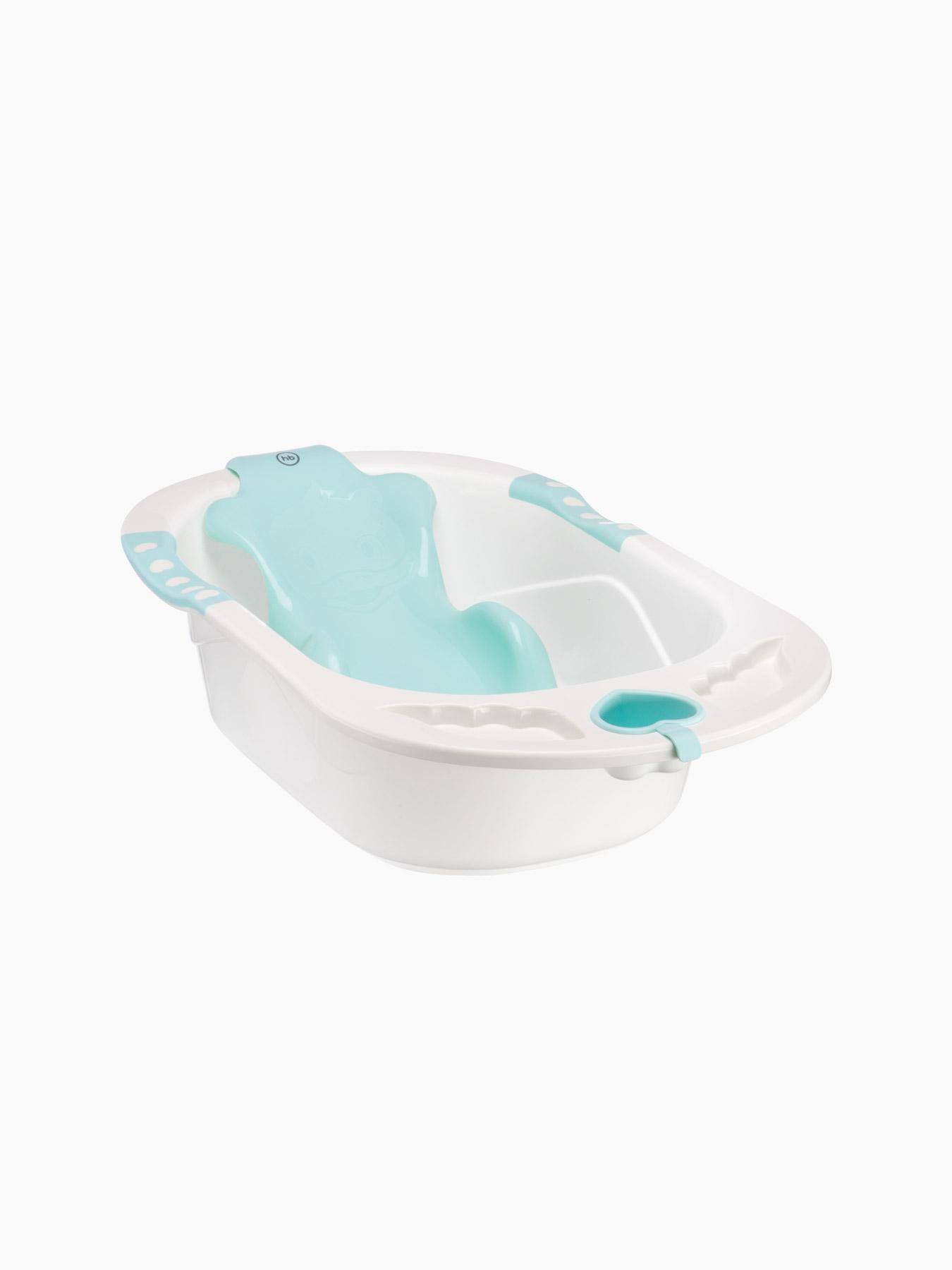 Купить 34005, Ванна детская Happy Baby BATH COMFORT, aquamarine,