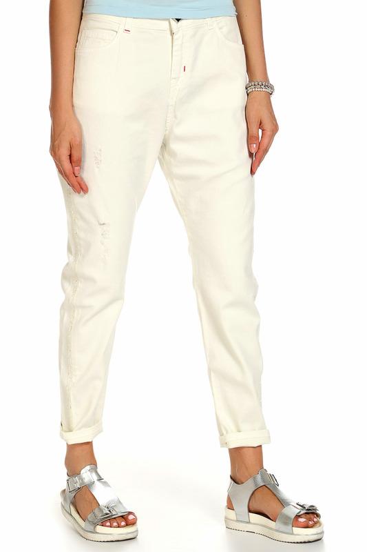 Джинсы женские Twin-Set Jeans JS62ZB белые 26
