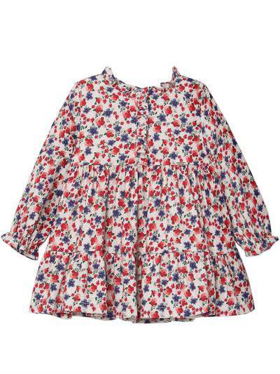 Платье для девочек Mayoral цв. разноцветный р.92