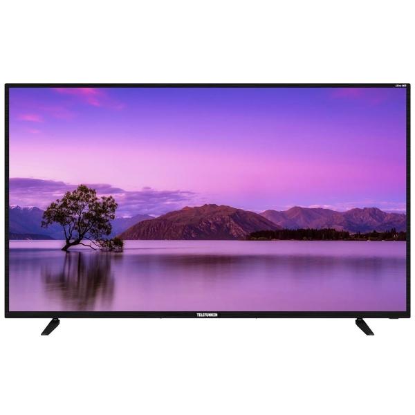 LED Телевизор 4K Ultra HD Telefunken TF-LED50S01T2SU