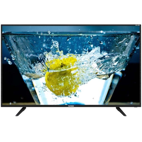 LED Телевизор 4K Ultra HD Telefunken TF-LED55S04T2SU