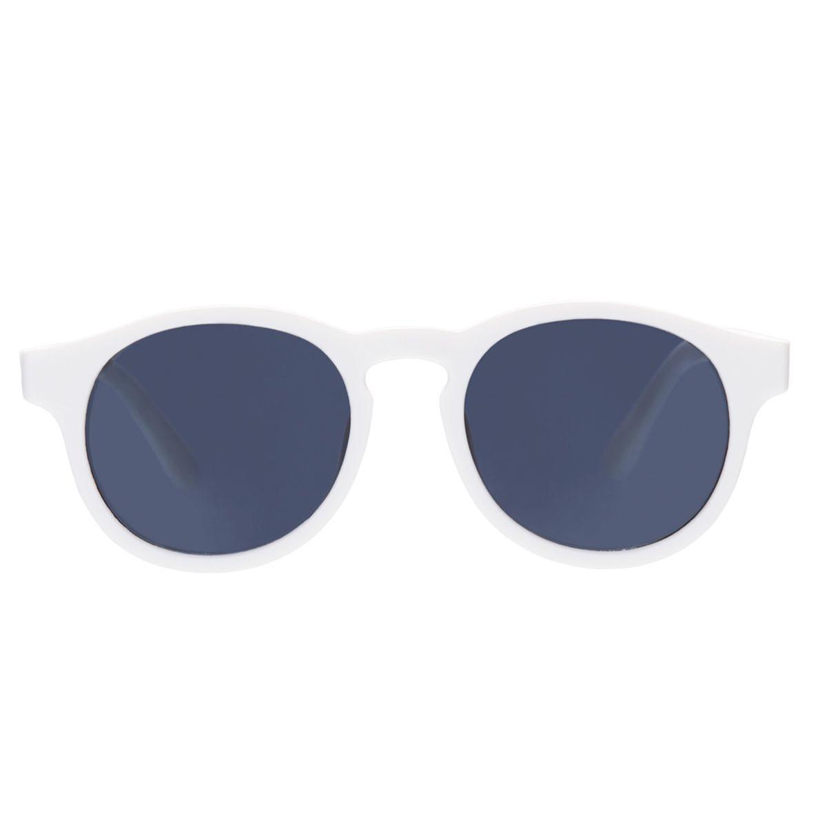 Babiators Солнцезащитные очки Original Keyhole Classic (3-5), белый KEY-011