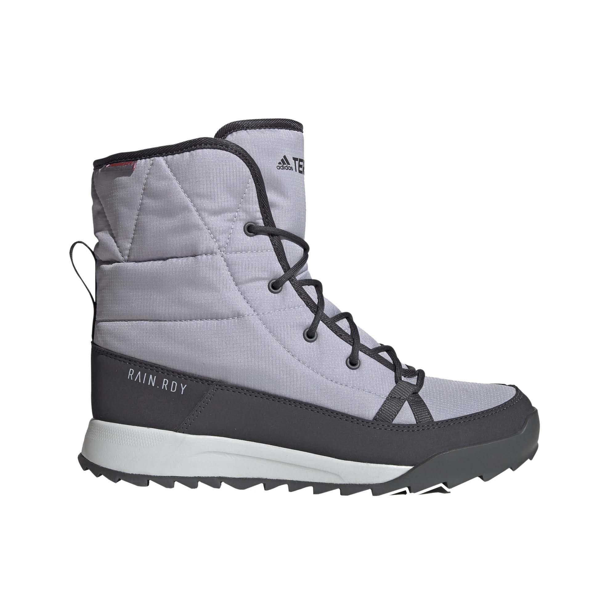 Ботинки Adidas Terrex Choleah Padded Climaproof Glory Grey/Dgh Solid Grey/Purple Tint 8 UK