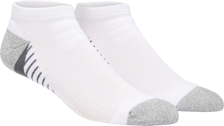 Носки Asics Ultra Comfort Quarter белые; серые XS; S