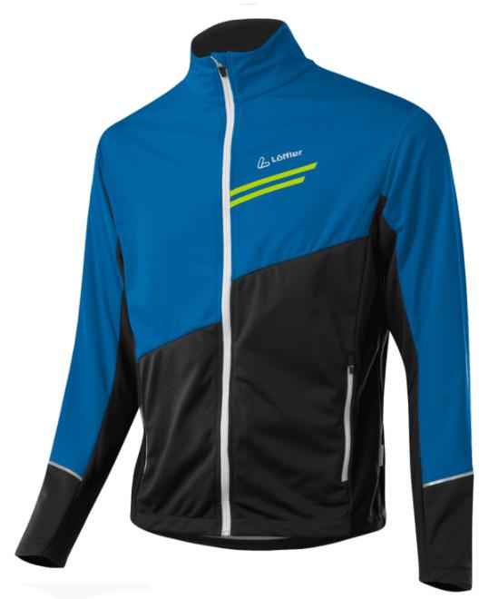 Куртка Беговая Loeffler 2020-21 Ws Light Orbit (Eur:48)
