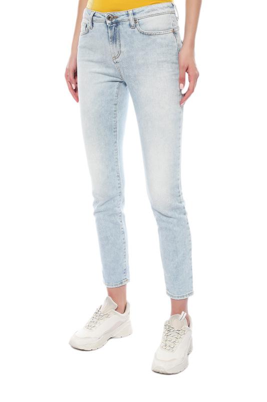 Джинсы женские Versace Collection SS19 G604461 G34570A голубые 27