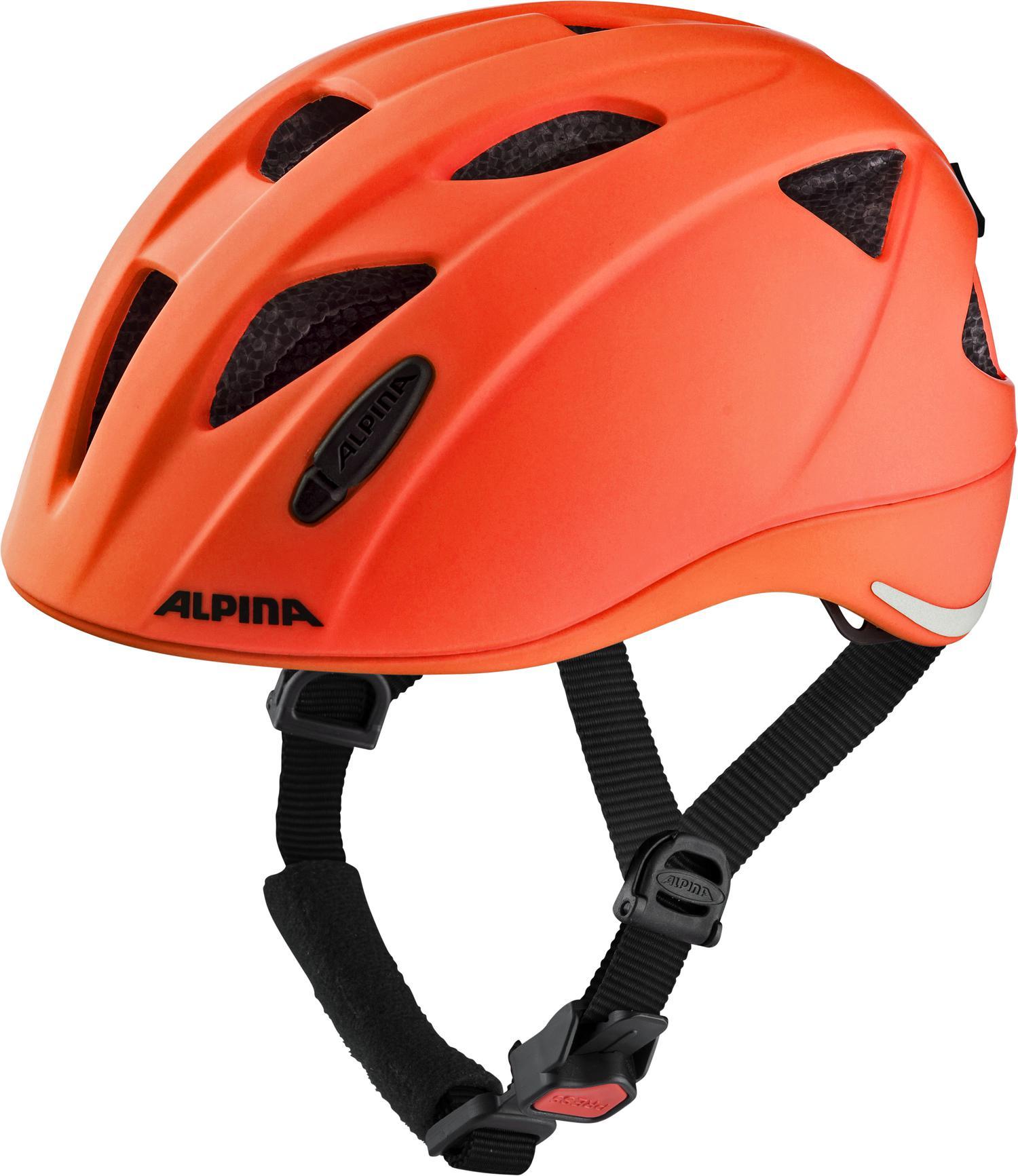 Велосипедный шлем Alpina Ximo L.E., red matt, M