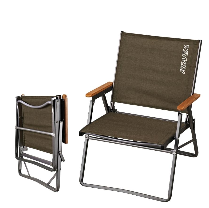 Кресло Kovea 2021 Titan Flat Chair L (Б/Р)