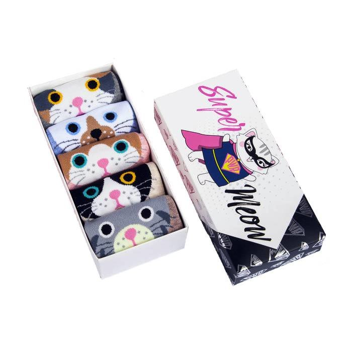 Носки женские KAFTAN разноцветные 35-39