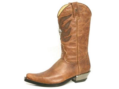Сапоги мужские Newrock 35506 коричневые 40 RU