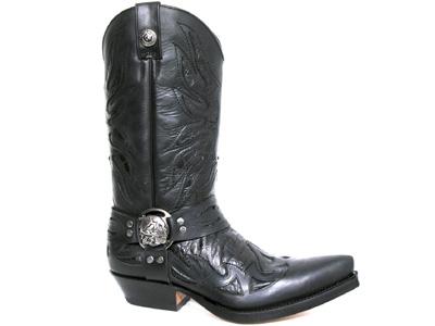 Сапоги мужские Newrock 35630 черные 41 RU
