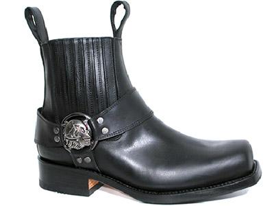 Полусапоги мужские Newrock 35638 черные 45 RU