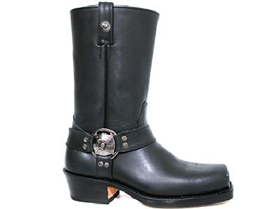 Сапоги мужские Newrock 35639 черные 41 RU