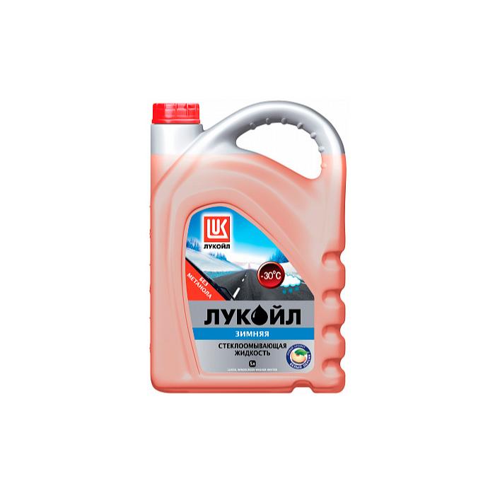 Жидкость стеклоомывателя LUKOIL  30C 1714810,