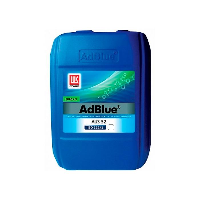 Водный раствор мочевины LUKOIL «AdBlue» канистра 1390003,