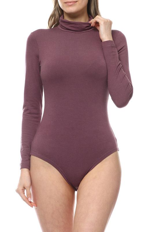 Боди женское MONDIGO 3680 фиолетовое 42
