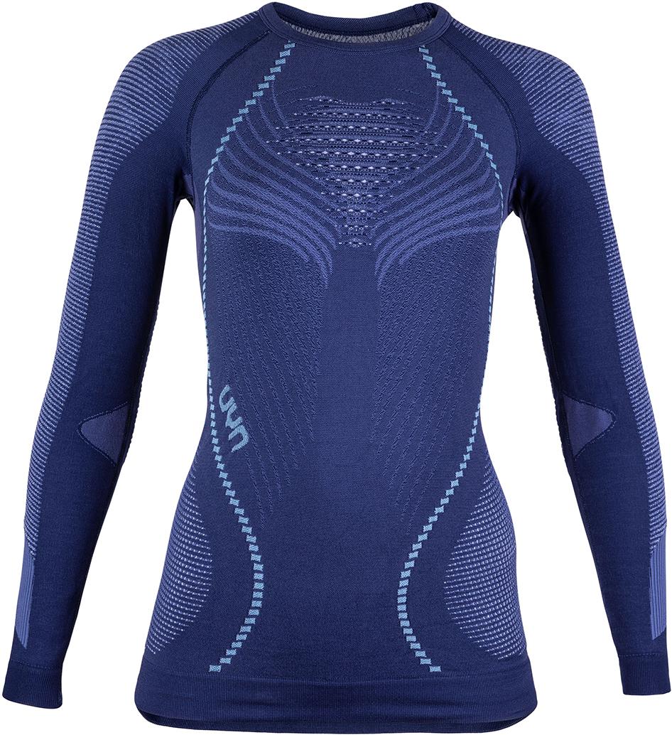 Термобелье UYN Ambityon Lady UW Shirt LG_SL (20/21) (синий)