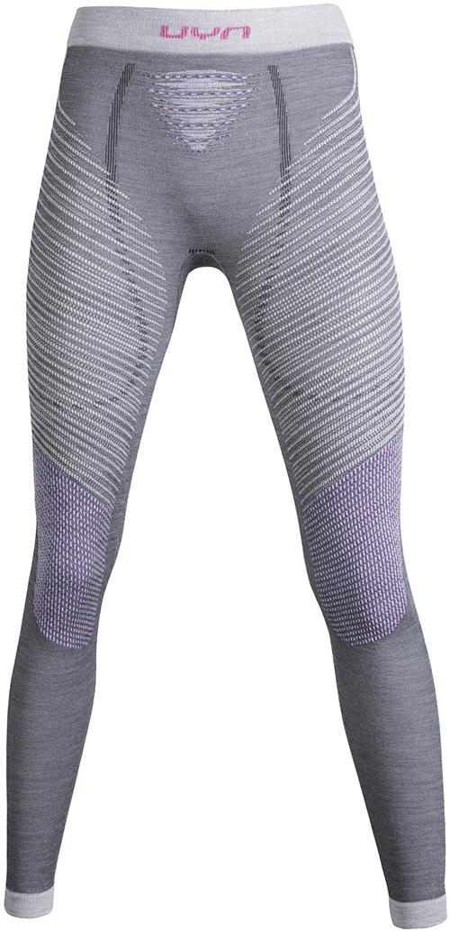 Термобелье UYN Fusyon Lady UW Pants Long (20/21) (Серый)