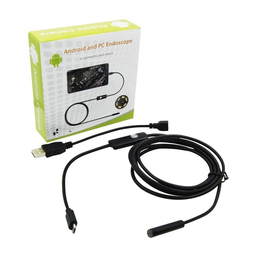 Эндоскоп USB Takara для Android и PC