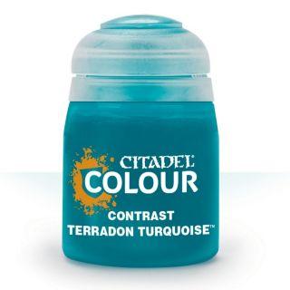 Купить Контрастная краска Games Workshop Terradon Turquoise 29-43,