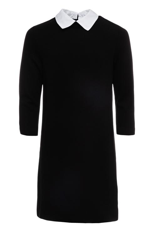 Купить 219BBGS50010800, Платье для девочки Button Blue, цв.чeрный, р-р 128,