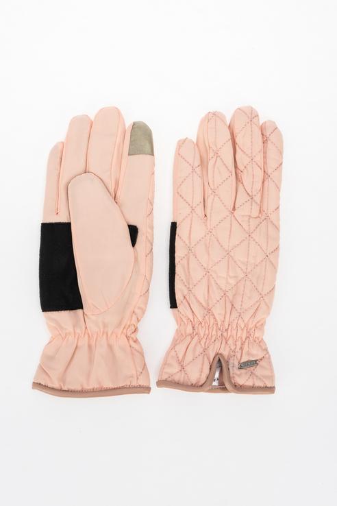 Перчатки для девочки Luhta, цв.розовый, р