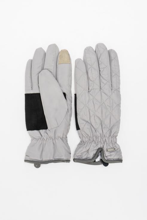 Перчатки детские Luhta, цв.серый, р р 5,5