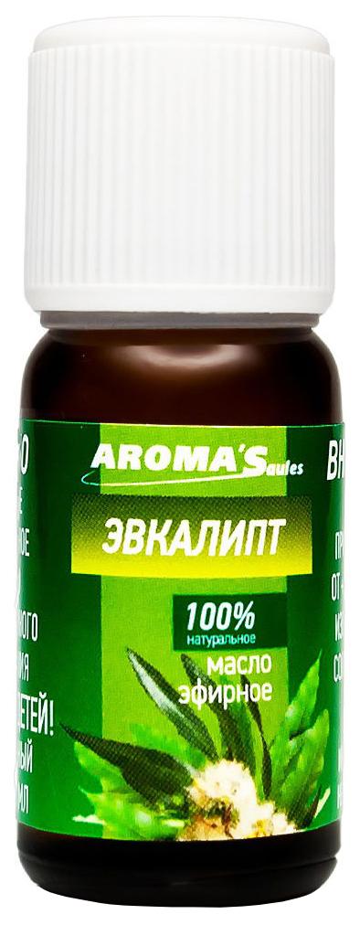 Эфирное масло Saules Sapnis Эвкалипт 10 мл