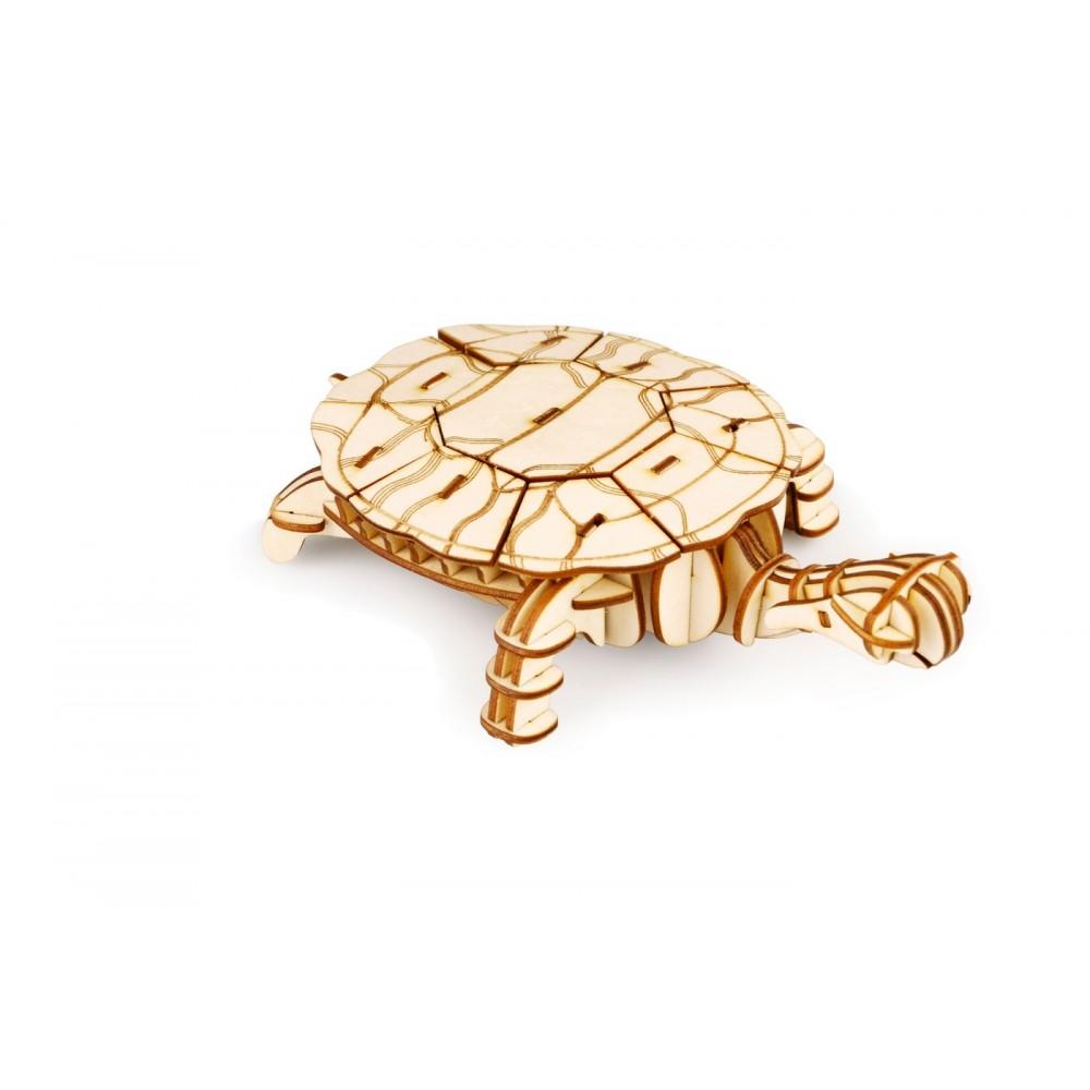 TG275 3D деревянный пазл Robotime Морские животные