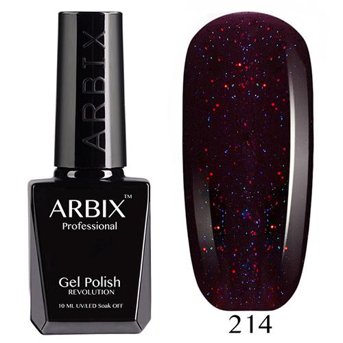 Купить Гель-лак Arbix №214, 10 мл