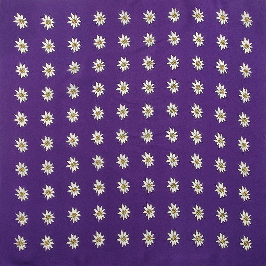 Шейный платок Venera 5602836-09 фиолетовый