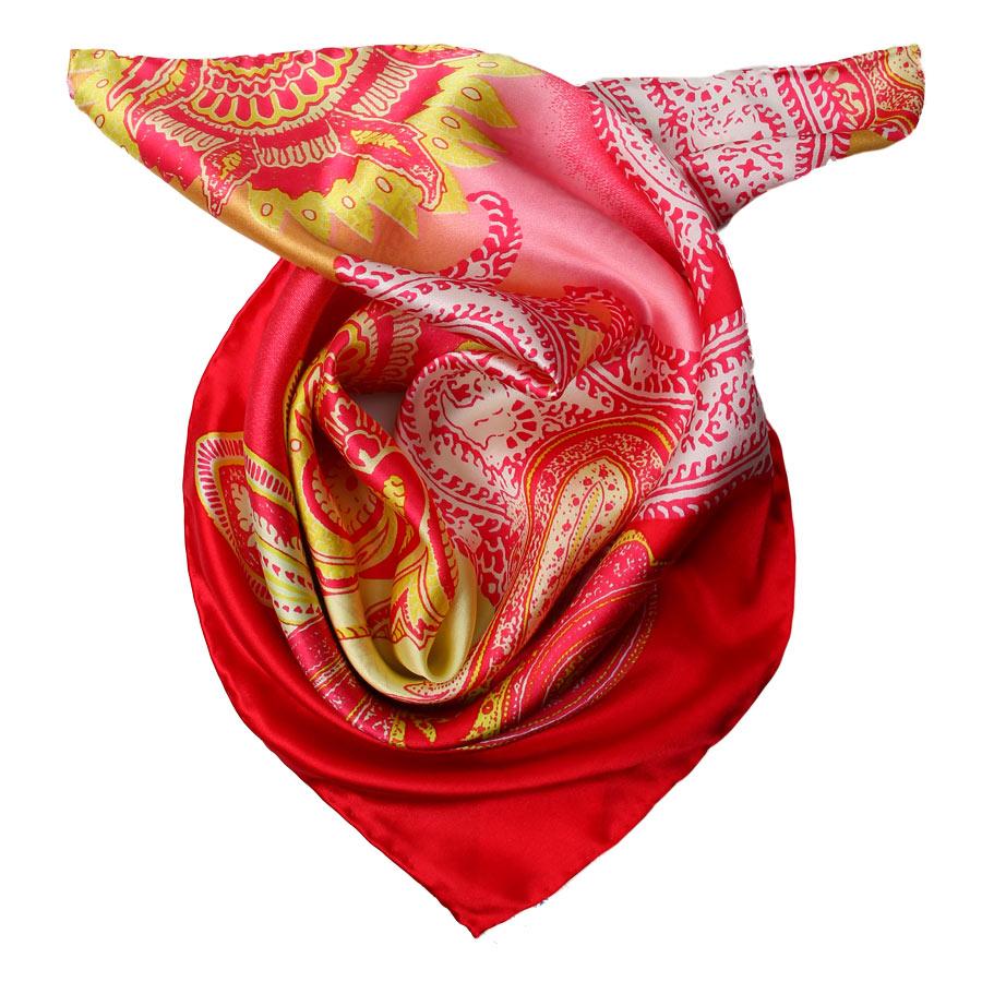 Шейный платок Venera 5603529-4 красный