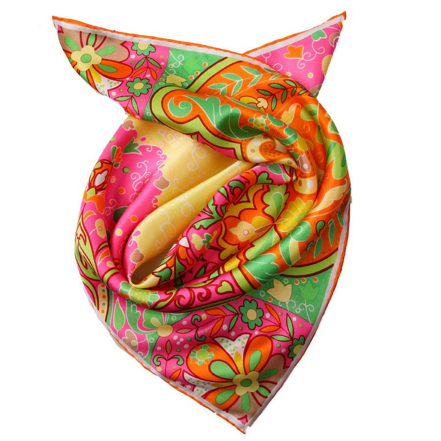 Шейный платок Venera 5603729-2 розовый
