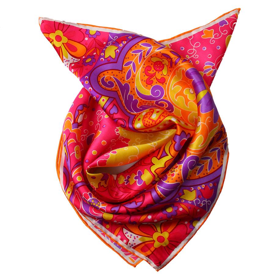 Шейный платок Venera 5603729-6 розовый