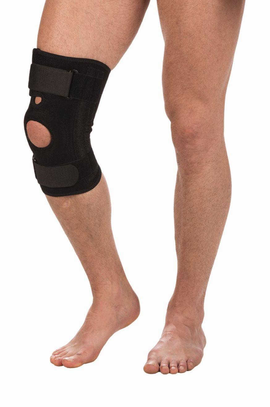 Купить Т-8512, коленный, Бандаж на коленный сустав со спиральными ребрами жесткости Т-8512 Тривес, р.L