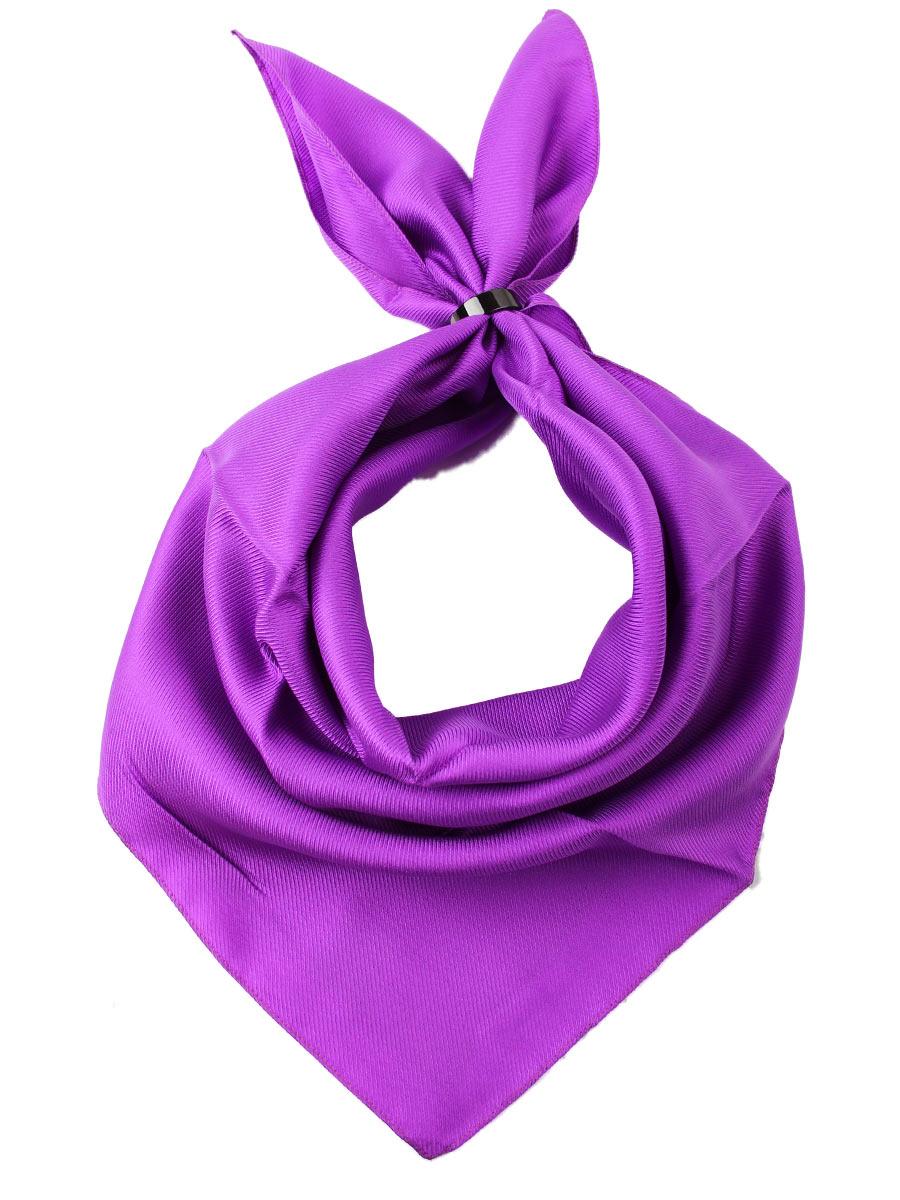 Шейный платок Venera 5601052-1 фиолетовый