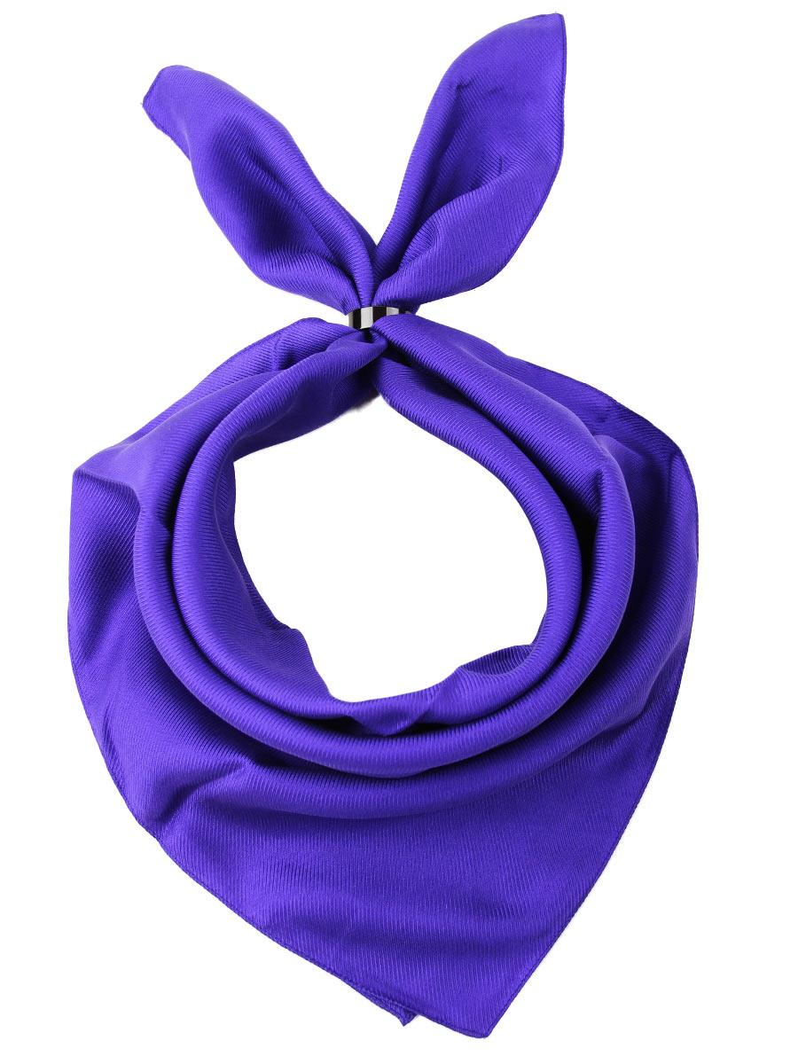 Шейный платок Venera 5601052-2 фиолетовый