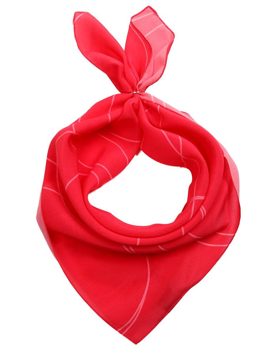Шейный платок Venera 5601352-06 красный
