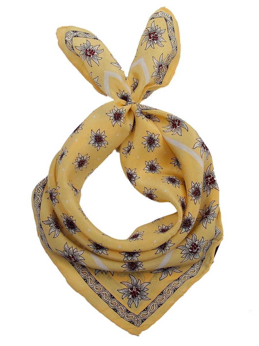 Шейный платок Venera 5601741-22 желтый