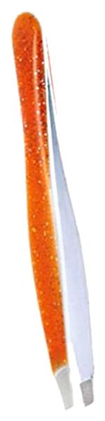 Купить Пинцет Metzger PT-14, скошенный Оранжевый
